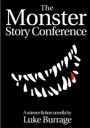The Monster Story Conference front cover